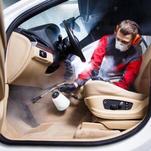 Химчистка автомобиля в Гродно
